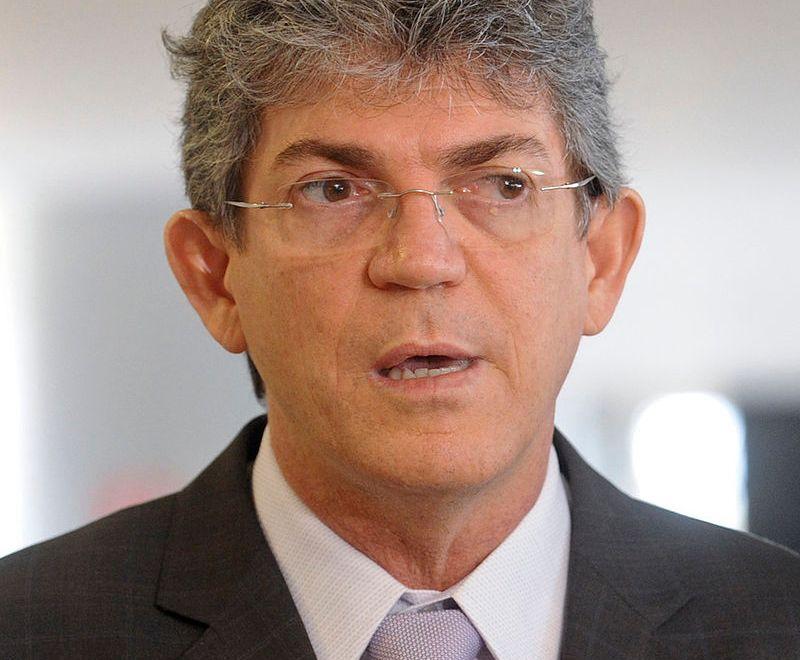 TCE aprecia contas de Ricardo Coutinho esta quinta-feira