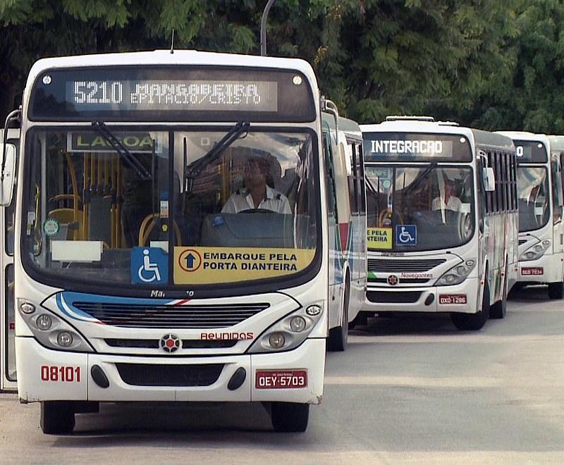 João Pessoa terá reforço de 21 ônibus em horários de pico nesta segunda-feira
