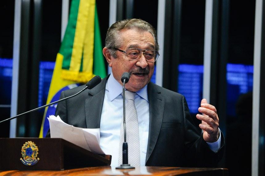 Homenagem: nova avenida em João Pessoa vai ter nome do senador José Maranhão