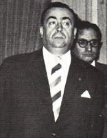 Góis Mota - Ex-Presidente do Sporting Clube de Portugal e da Legião Portuguesa