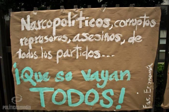 Fotografía: ©Nedelia Moguel Facultad de Economía_2014.
