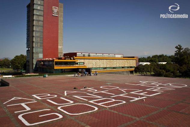 Rectoría de Ciudad Universitaria | Fotografía: El Bolche