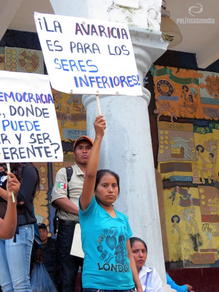 Tlapa de Comonfort, Guerrer. 3er Aniversario de la CRSJ-PCP. | Fotografía: El Bolche.