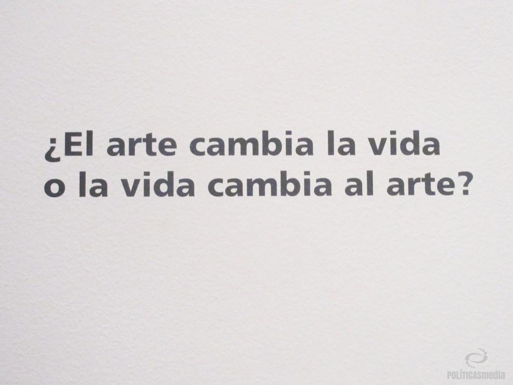 Vanguardia Rusa. El vértigo del futuro, en el Palacio de Bellas Artes, Ciudad de México, 2016. Fotografía: Paty Olivares.