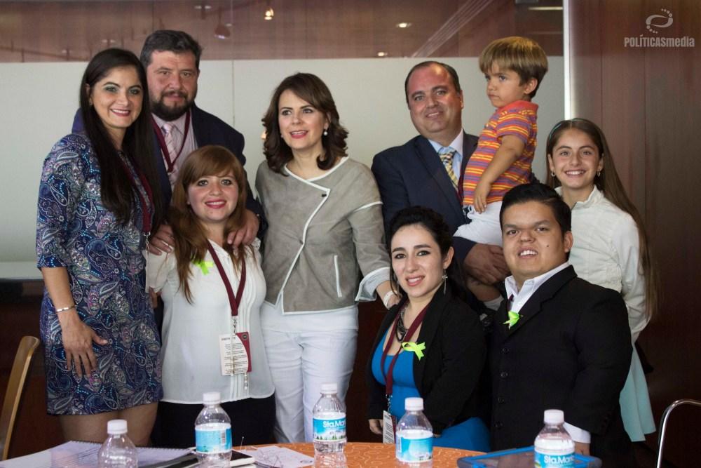 Consejo Nacional de Gente Pequeña de México, en Senado de la República. Foto: Paty Olivares.