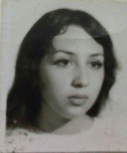 Dalid. Foto de 1971.