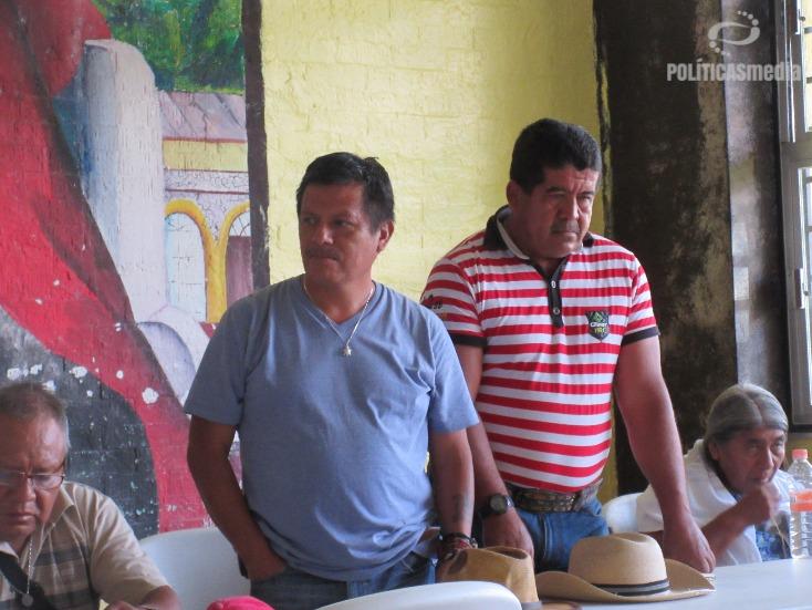 Asamblea Nacional Popular en la Normal rural Raúl Isidro Burgos de Ayotzinapa, Guerrero. Fotografía: Alejandro Cardiel | Políticas Media.