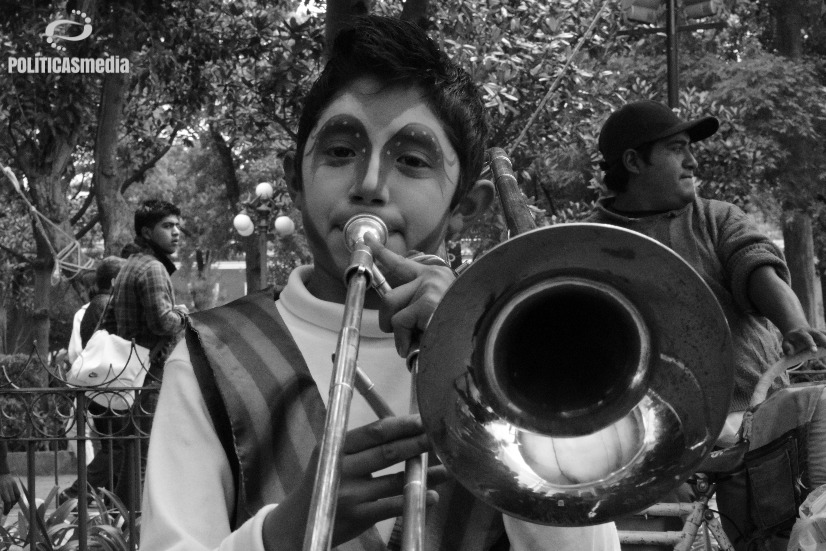 Festival Internacional de Títeres Rosete Aranda 2016. Fotografía: Tlaliztitzin Arellano| Políticas Media.