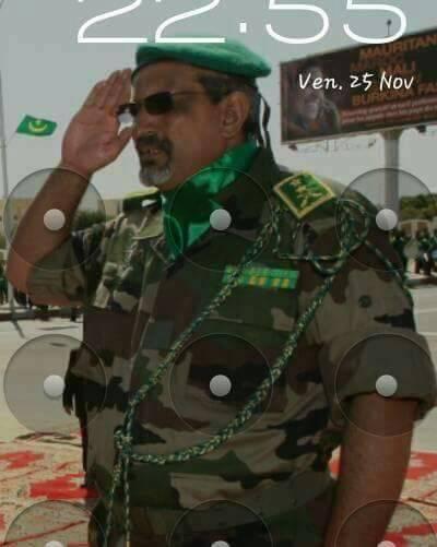 الجنرال محمد ولد محمد ازناكي ….جنرال على هامش الوظيفة