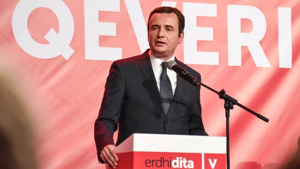 Po anketama Kurtijeva stranka pobeđuje na Kosovu sa 40,95 odsto