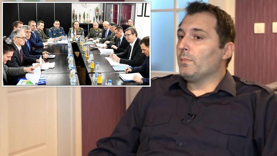 Obradović: Da li Vučić želi da se afera oko Krušika skloni na stranu ili se nešto desilo?
