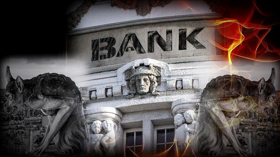 Propale su imperije, bankarska – nije