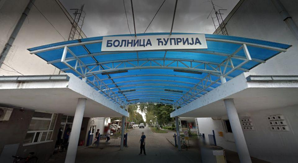 Preminuo lekar ćuprijske bolnice zaražen korona virusom, zaraženo devet zdravstvenih radnika