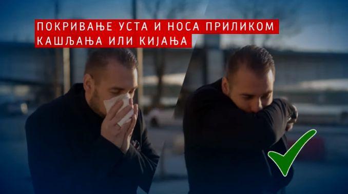 Pet novih slučajeva koronavirusa u Srbiji, ukupno 24