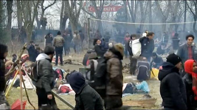 Tursku do sada napustilo skoro 80 hiljada migranata