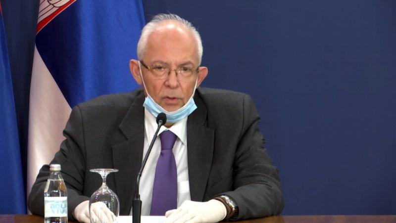U Srbiji 10 žrtava, nove mere Vlade: Zabrana kretanja vikendom od 15 sati, bez šetnje ljubimaca uveče...