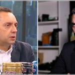 Obradović pozvao vojsku i policiju da preuzmu vlast, Vulin pozvao psihijatre da reaguju