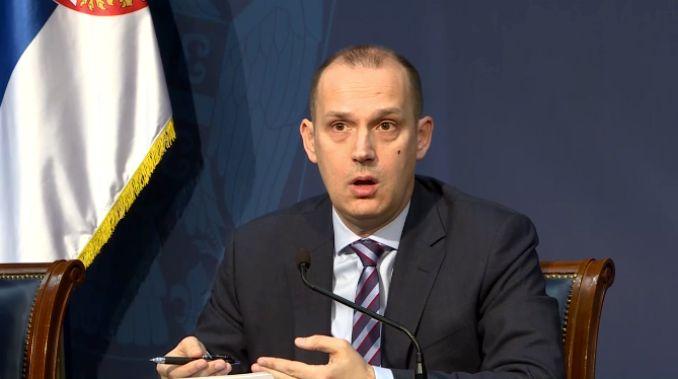 Lončar: Revakcinisano više od 1,2 miliona građana, najslabiji odziv u Tutinu