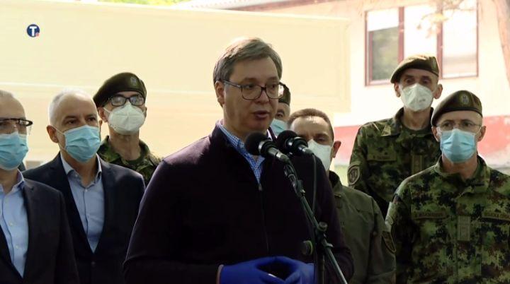 Vučić: Zabrana kretanja najverovatnije i ovog vikenda, ne znam da li će izbori biti 28. juna