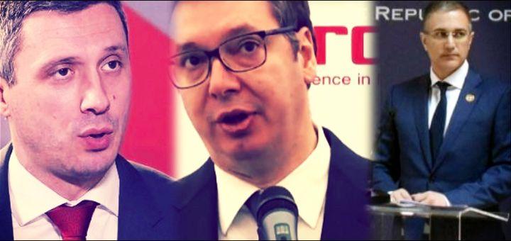 Obradović: Ustav je prekršen samo da bi Vučić uklonio Nebojšu Stefanovića