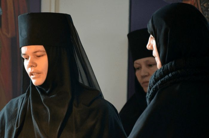 Pismo monahinje Stefanide: GDE JE CRKVA?