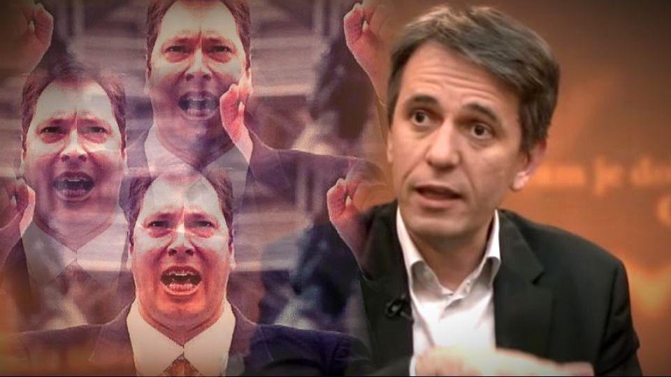 Radulović: Nećemo dozvoliti cirkus u režiji jednog histeričnog čoveka