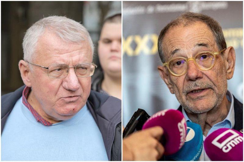 Danko Marin: Španski zli klovn Havijer Solana
