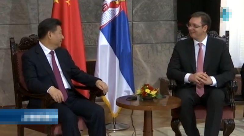 Si Đinping najavio posetu Srbiji u razgovoru s Vučićem