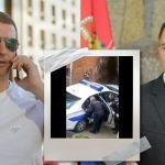 Vladimir Savić objavio snimak policajca koji udara muškarca jer krši zabranu kretanja; Nebojša Stefanović: Ispitaćemo