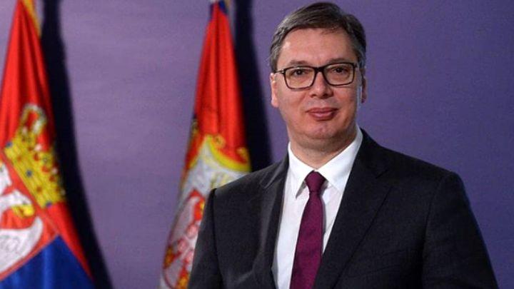 Vučić čestitao zvaničnicima EU Dan Evrope