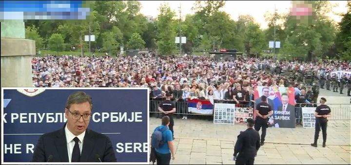 Vučić: Prebrojavanje nam nije potrebno, već jedinstvo i zajedništvo