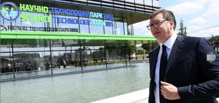 Vučić: Problem vlasti u Hrvatskoj je kako objasniti da je u tužnoj Vučićevoj Srbiji stopa rasta tri puta veća od njihove