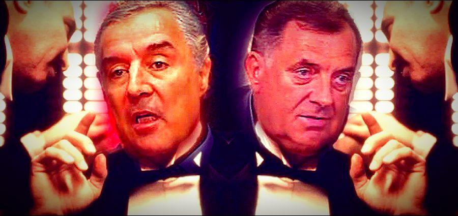IFIMES: Dodik (Mile Ronhill) i Đukanović (Mr. Philip Morris) destabilizujući faktor na Balkanu i Evropi?