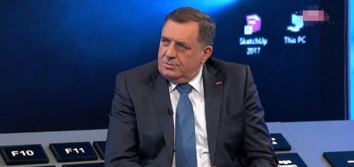 Dodik pisao Trampu