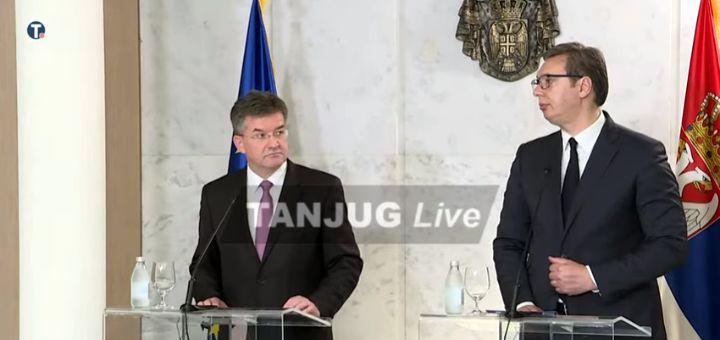 Lajčak: Konačni sporazum Beograda i Prištine podrazumeva promene ustava
