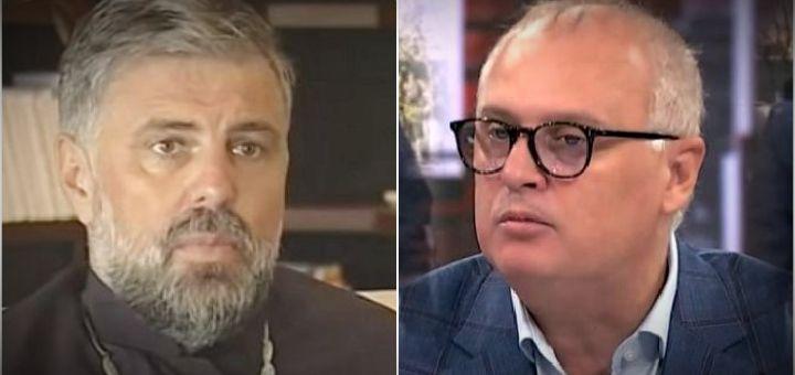 """Vesić podnosi tužbu protiv vladike Grigorija zbog """"podstrekivanja na ubistvo"""""""