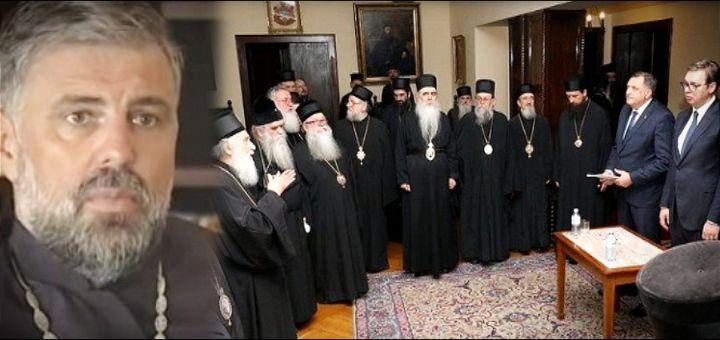 Vladika Grigorije: Imamo dovoljno crkava, trebaju nam bolnice; SPC: Vladika je antisrbin!