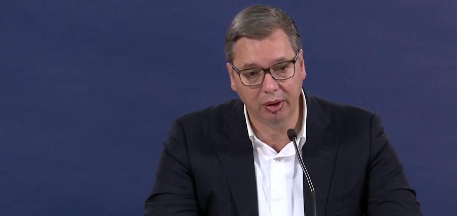 Vučić: Dođite da me ubijete, da me sklonite odavde, ja nisam izdajnik!
