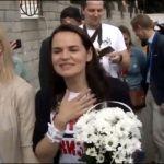 Krivična istraga protiv Tihanovskaje, Belorusija je optužuje za terorizam