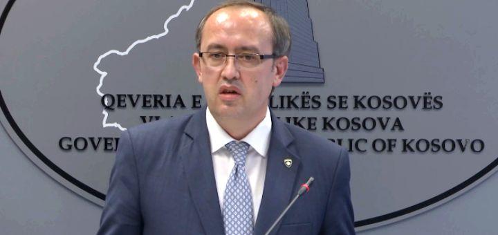 Hoti: Izrael priznao Kosovo 22 minuta posle potpisivanja u SAD