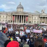 Sukobi na ulicama Londona: Uhapšeno 10 demonstranata, povređena 4 policajca
