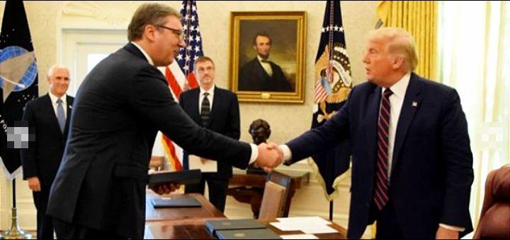 IFIMES Sporazum SAD-Srbija-Kosovo 2020: Nova era političkih i ekonomskih odnosa Srbije i SAD
