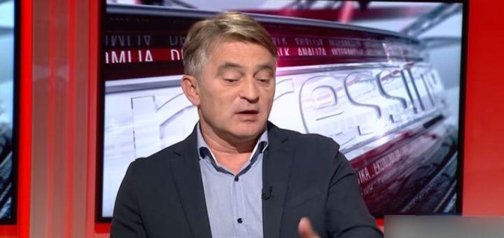 Komšićev DF pozvao Hrvatsku da vrati konstitutivnost Srbima