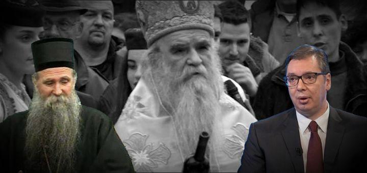 Joanikije: Dodik najavio dolazak, dolazak Vučića na sahranu Mitropolita značio bi još bolje odnose Srbije i Crne Gore
