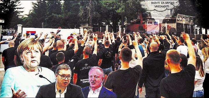 Vučić dobio BEFEL: Pusti Đilasa na miru! Nova meta antivakseri i ostali SLUŽBINI projekti