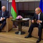 Lukašenko: Danas Rusija i Belorusija, Putin i Lukašenko, nemaju prijatelja. Nećemo nikome dozvoliti ni dapoprekopogledau našem pravcu