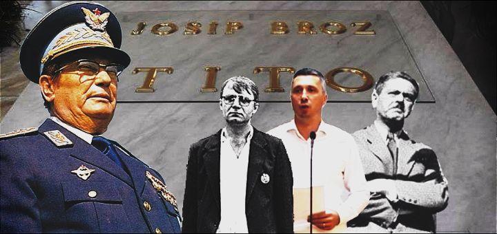"""""""'Oće Boško od Ljotića, al' neće Ljotić iz Boška"""": Hoće kao Šešelj da iseli Tita iz Kuće cveća"""