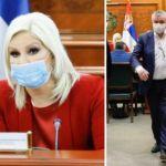 Zorana izbacila Bajatovića sa sastanka! Ponižavanje Bajatovića je poruka Rusiji da nema šta da traži u Srbiji