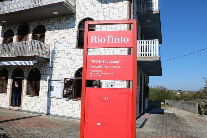 Rio Tinto opredelio 2,4 milijarde dolara za projekat Jadar