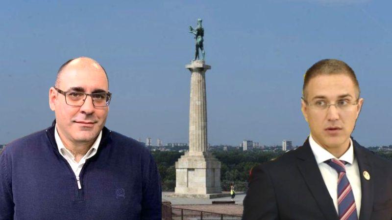 Uplašeni Đuka traži smenu Nebojše Stefanovića!